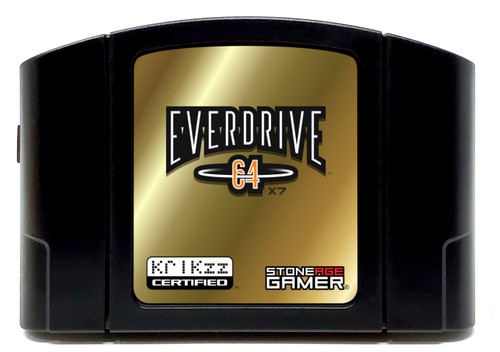 EverDrive64 X7 (Black Gold)