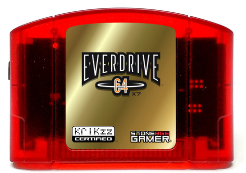 EverDrive64 X7 (Ruby)