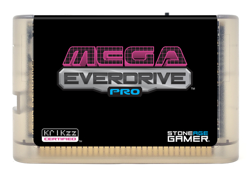Mega EverDrive Pro (Base Smoke)