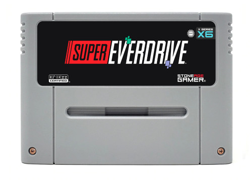Super EverDrive X6 (Base Gray)