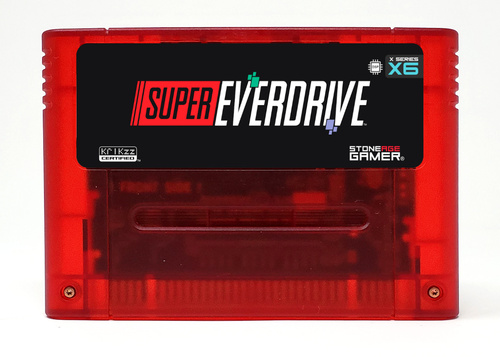 Super EverDrive X6 (Base Red)