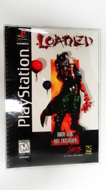 Playstation Longbox Box Protector