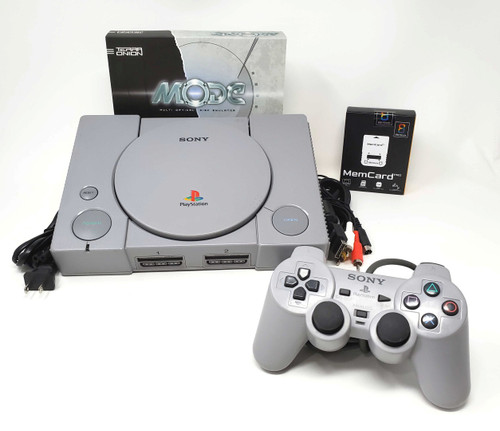 Modified PlayStation MODE Console Bundle -PS017