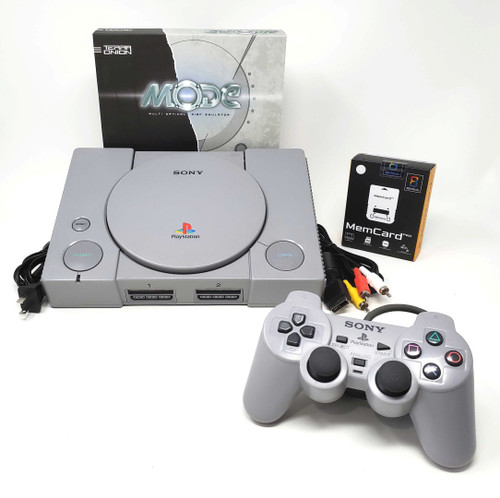 Modified PlayStation MODE MemCard Pro Console Bundle -PS018