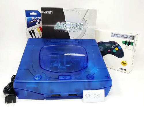 Sega Saturn Pre-Installed MODE M.2 Console Bundle  - SAT-036