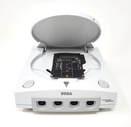 Modified Sega Dreamcast Console  - DCDigital (HD Compatible) - MODE Bundle DC017
