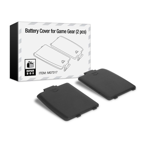 Battery Cover for Game Gear - RepairBox