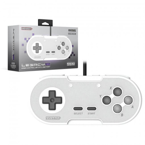 Legacy16 Wired USB Controller - RetroBit