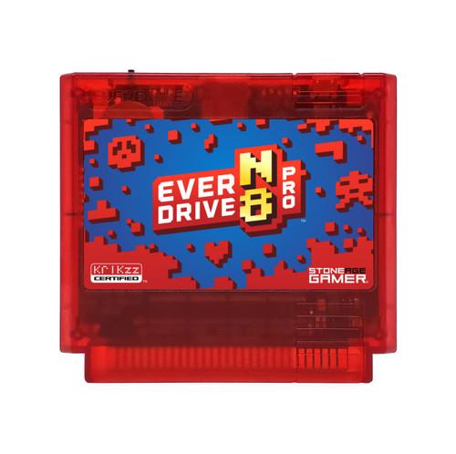 EverDrive-N8 Pro (Jumpman - Red) [Famicom]