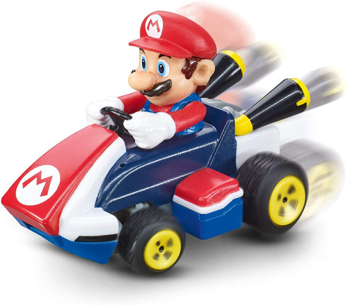 Carrera RC Official Licensed Mario Kart Mario Race Kart 1:50 Scale 2.4 GHz Remote Control Car