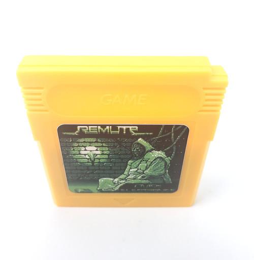 Remute - Living Electronics Nintendo Game Boy Audio Music Album Cartridge