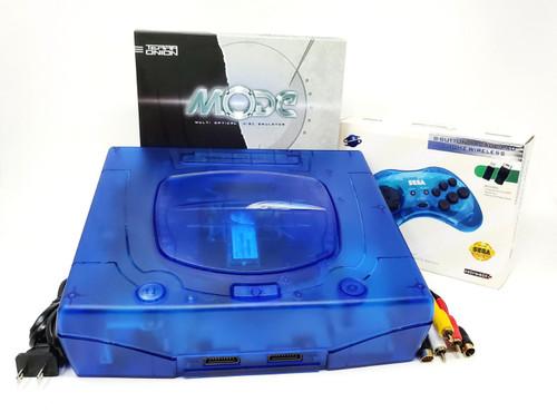 Sega Saturn Pre-Installed MODE M.2 Console Bundle  - SAT-035