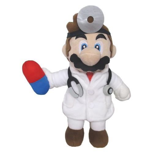 """PLUSH - Dr. Mario 10"""""""