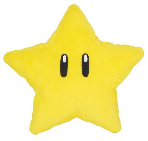 """PLUSH - Super Star 6"""""""