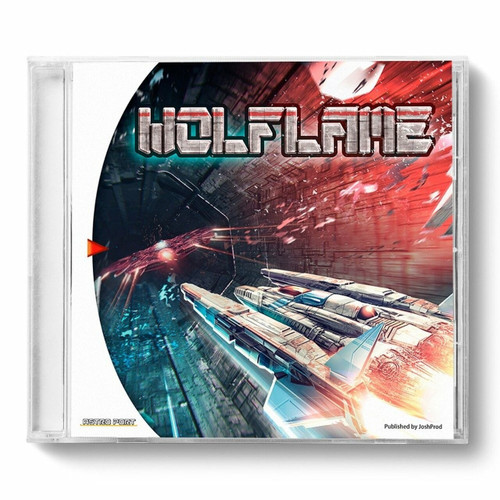 Wolflame (Sega Dreamcast)
