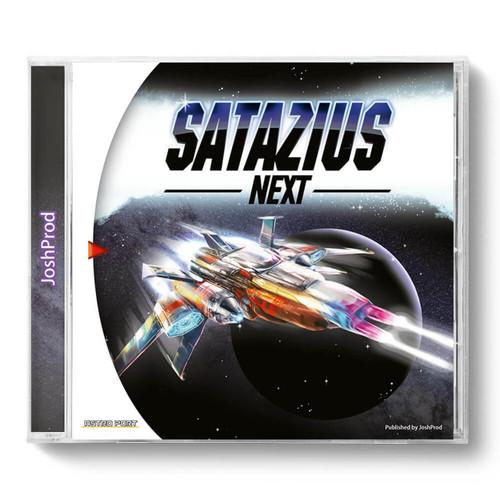 Satazius Next (Sega Dreamcast)