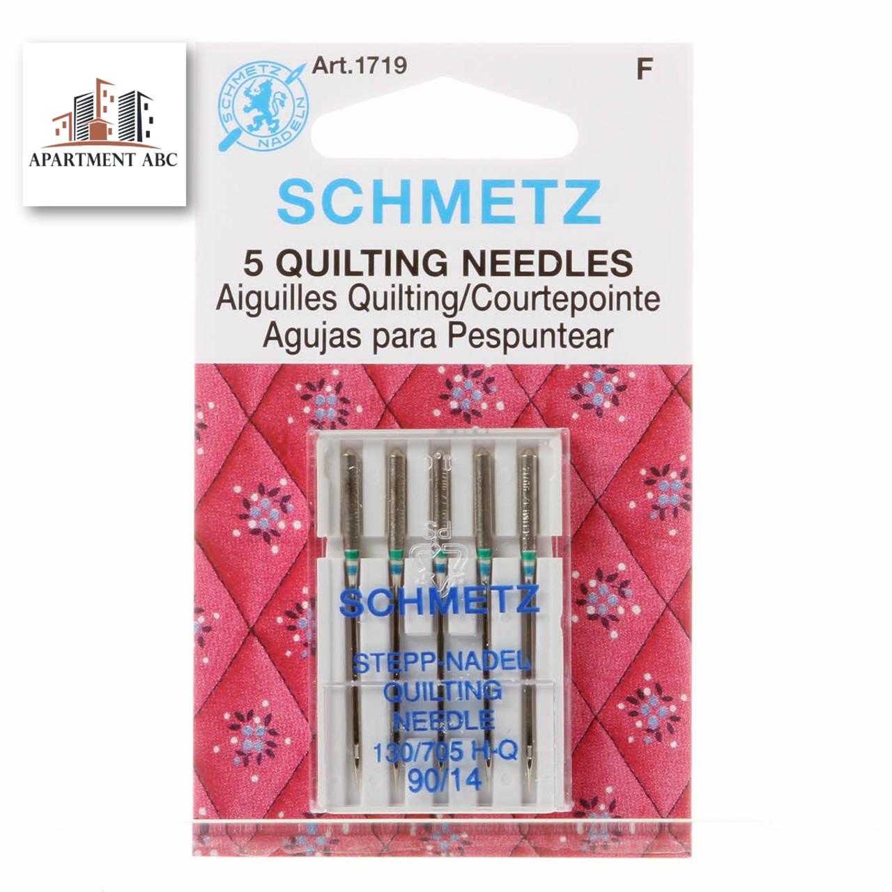 30 SCHMETZ SEWING MACHINE NEEDLES FITS BERNINA BROTHER PFAFF JANOME//NEWHOME ++