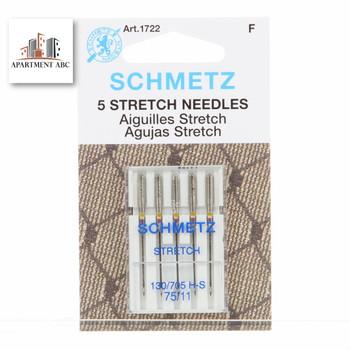 Schmetz Stretch Needles Size 75/11 #1722