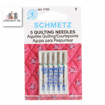 Schmetz Quilting Needles Assorted #1739