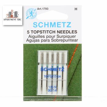 Schmetz Topstitch Needles Size 90/14 #1793