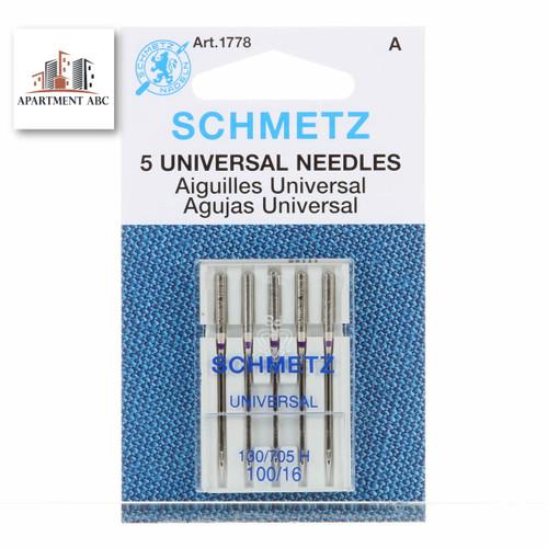 Schmetz 100/16 Universal Sewing Machine Needles