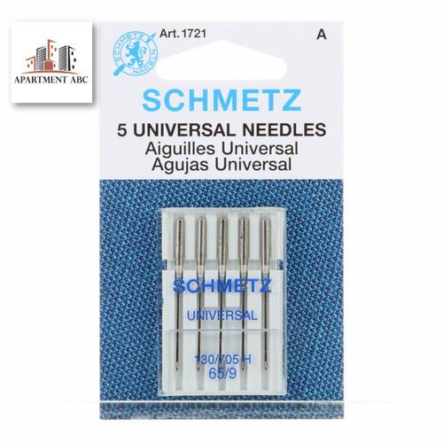 Schmetz Universal Needles Size 65/9 #1721