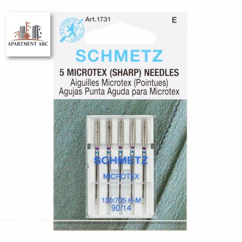 Schmetz Microtex Needles Size 90/14 #1731