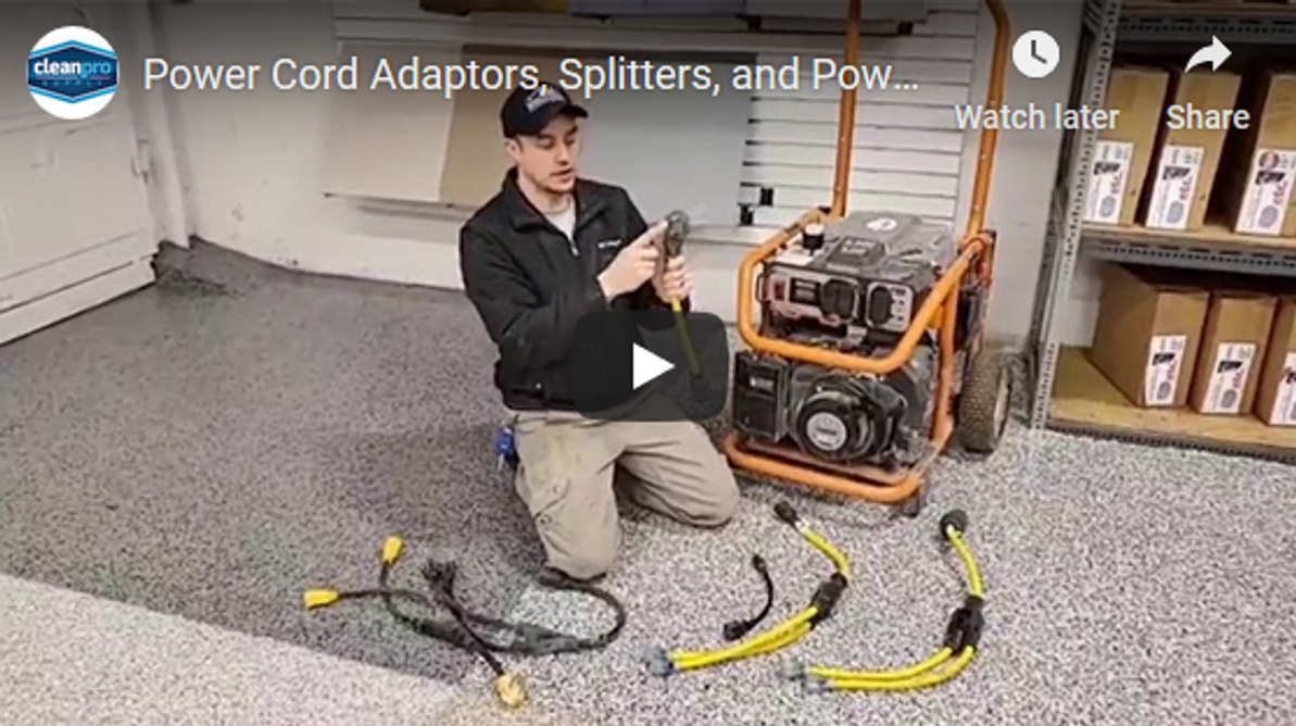 Power Cord Adapters, Splitters, and Power Sources Explained...
