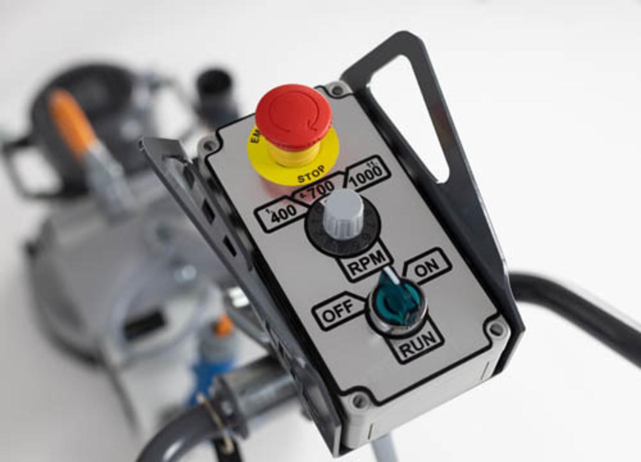 LAVINA ELITE L14EU Electric Grinder / Edger, 14in 200-240v
