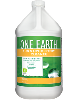 Chemspec One Earth Rug and Upholstery Cleaner - Gallon
