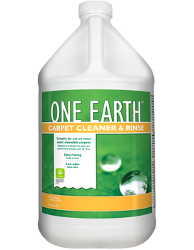 Chemspec One Earth Carpet Cleaner & Rinse - Gallon