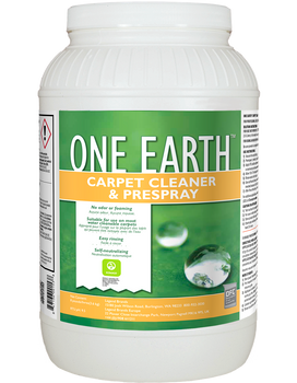 Chemspec One Earth Carpet Cleaner and Prespray - 8 lb Jar