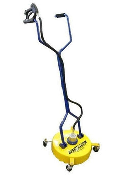 "Chappell Surface Cleaner with Castors - 4000 psi, 18"" head, 8 pgm"