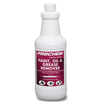 Prochem Paint, Oil, & Grease Remover Non-volatile Dry Solvent Spotter - Quart B173