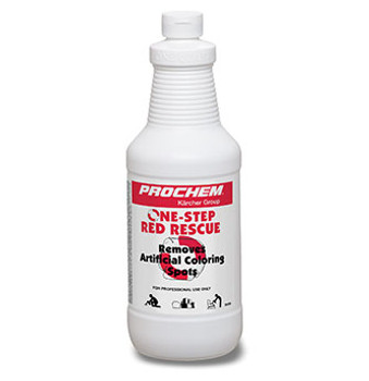 Prochem One-Step Red Rescue - Reducing Spot / Stain Remover - Quart