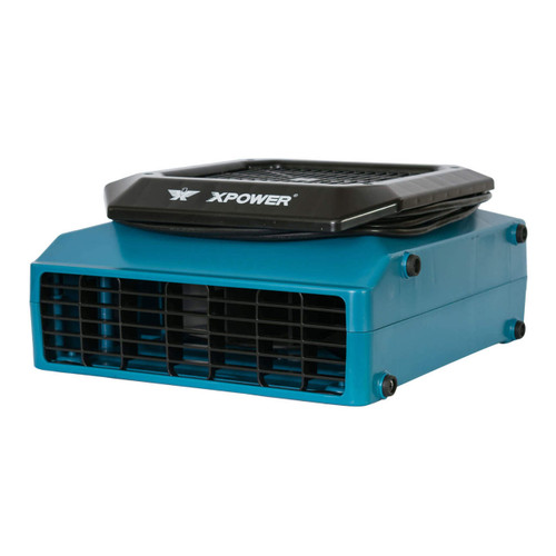 XPOWER XL-760AM Professional Low Profile Air Mover (1/3 HP)