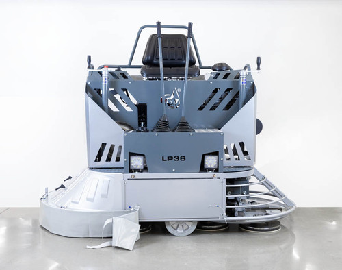 LAVINA LP36 Ride-On Power Trowel