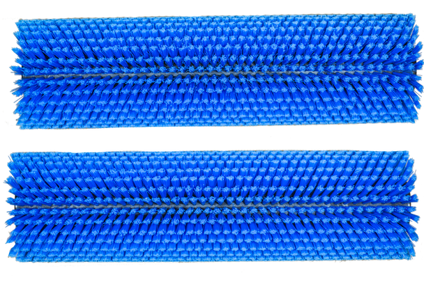 "CleanScrub TM5 20"" CRB Standard Blue Brush Set"