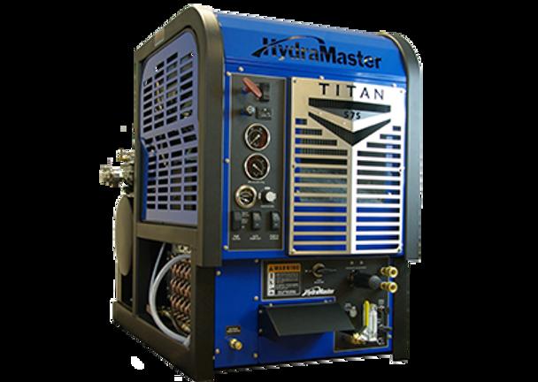 Hydramaster Titan 575 Truckmount w/ 100 gal Maxx-Air Recovery Tank