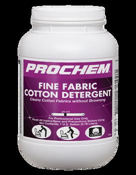 Prochem Fine Fabric Cotton Detergent Clean Pro Supply