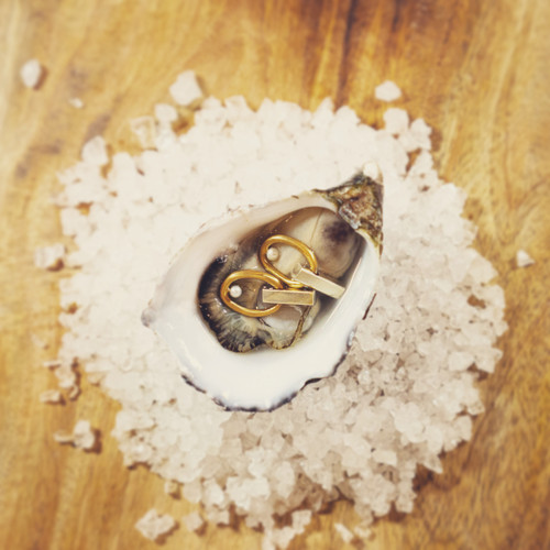 SALT | The World is your Oyster Earrings
