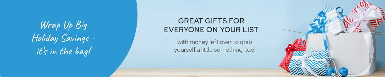 Great Gifts for Everyone On Your List