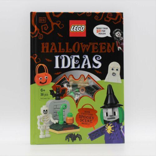 Lego Halloween Ideas 30 Pieces Plus Exclusive Spooky Scene Model Bat, Witch, +