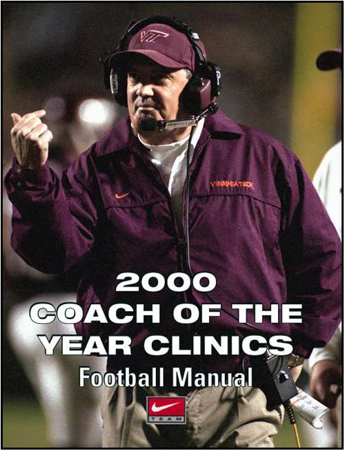 8821599a8649 2000 Coach of the Year Clinics Football Manual.  24.95. Quick view ...