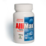 AlliMax 180mg 30 Capsule Box or Bottle