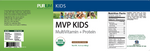 Purium - MVP Kids - Chocolate Multi-Vitamin & Protein