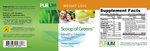 Purium Scoop of Greens - 60 Servings