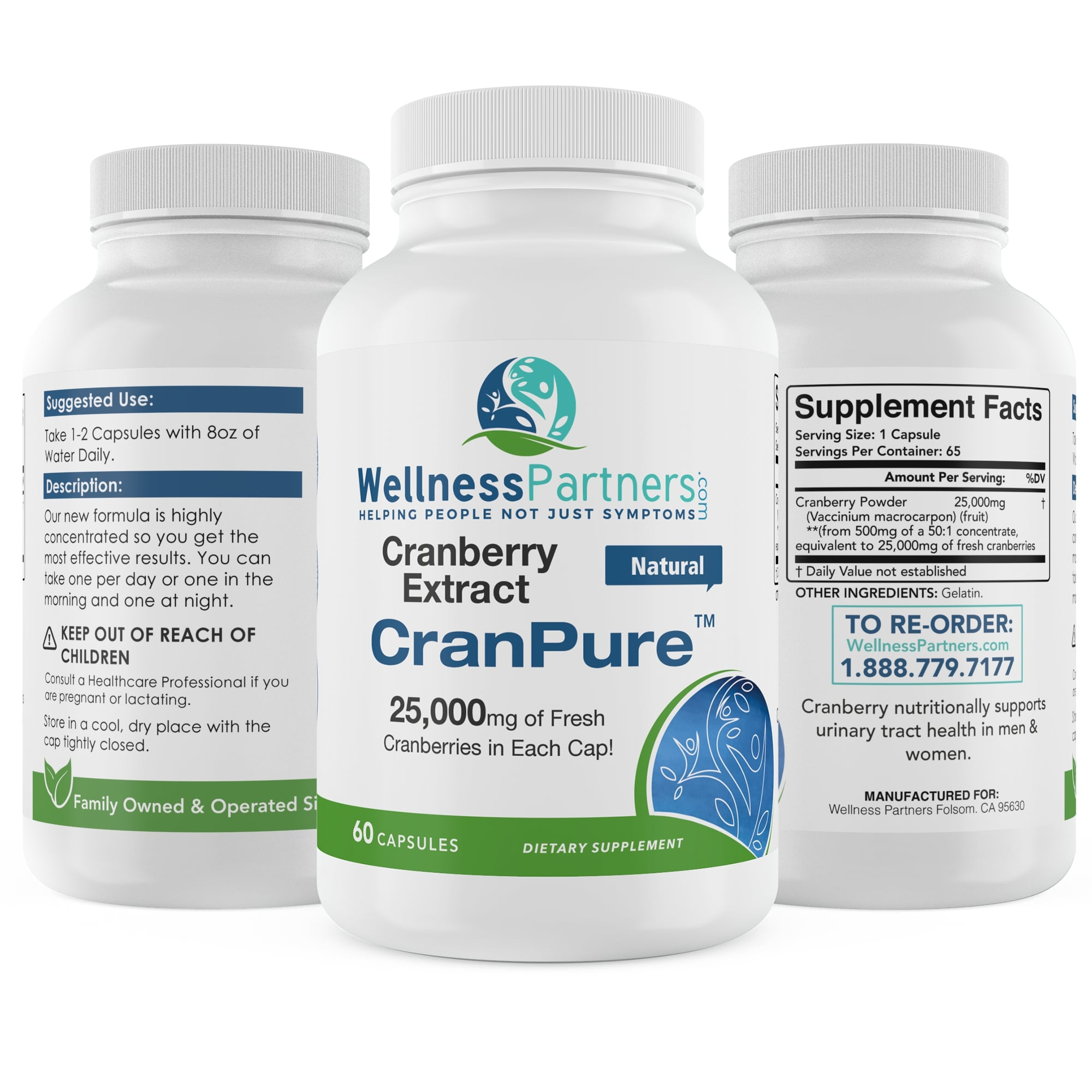 CranPure Cranberry Extract for UTI