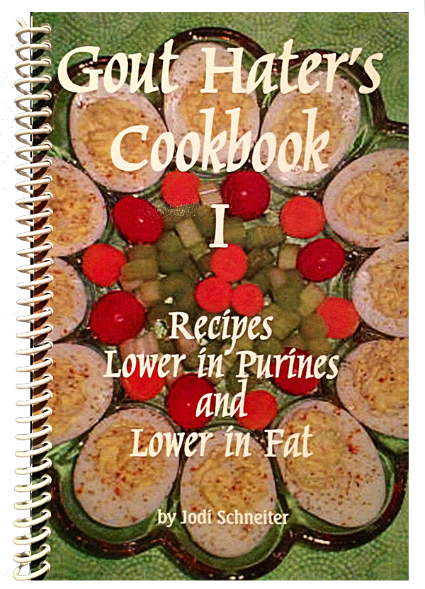 Gout Haters Cookbook