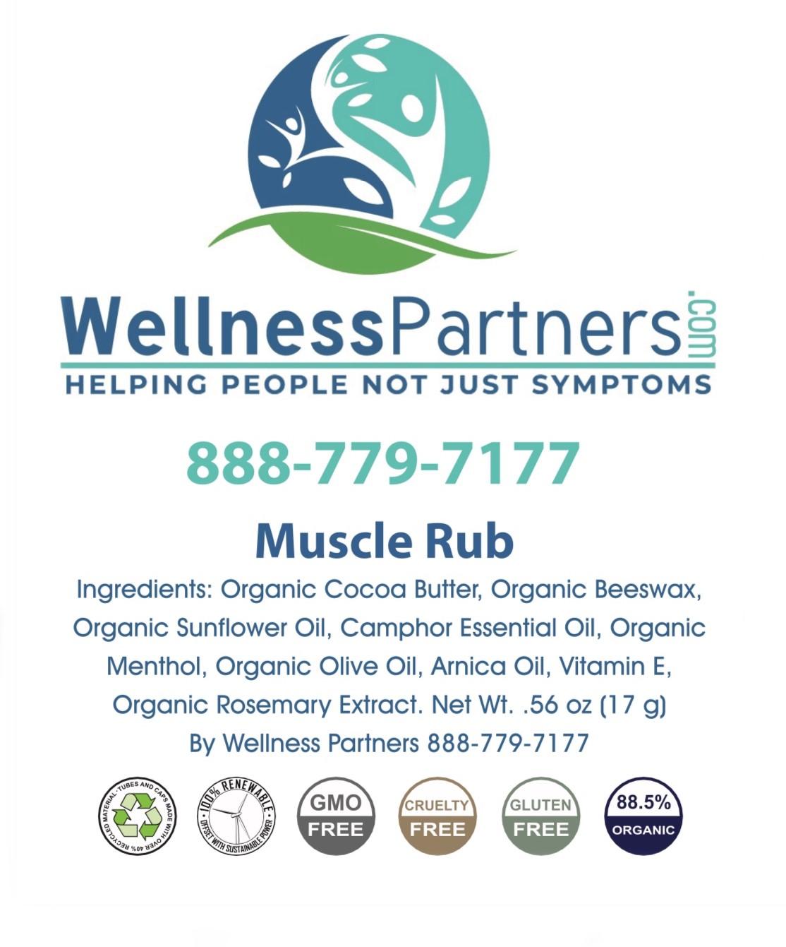 Organic Muscle Ease